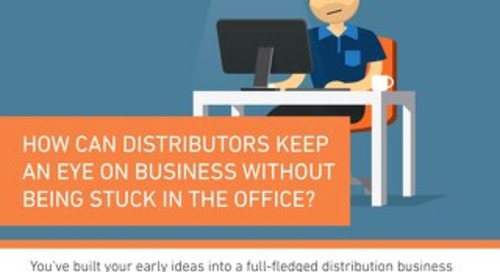 Keep an Eye on Business Without Being Stuck in the Office