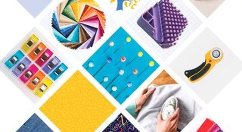 Keepsake Quilting Essentials 2019