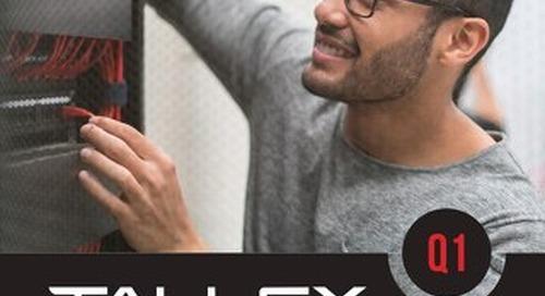 Q1 Talley Sheet 2019