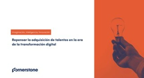 Repensar la adquisición de talentos en la era de la transformación digital