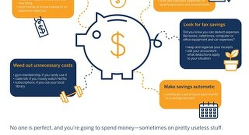 Easy tips for saving more money