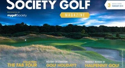 Society Golf 2018/19 Digital Magazine - Issue 3