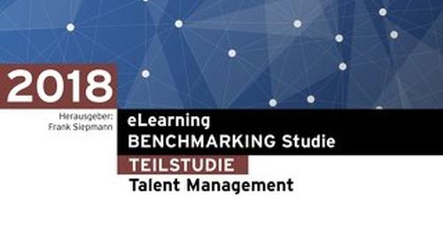 Das wahre Potenzial von Talent Management Systemen: Die Benchmarking Studie 2018
