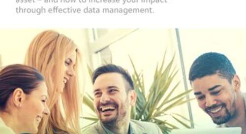 How Good Data Builds Great Organisations