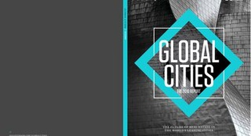 Global Cities 2016