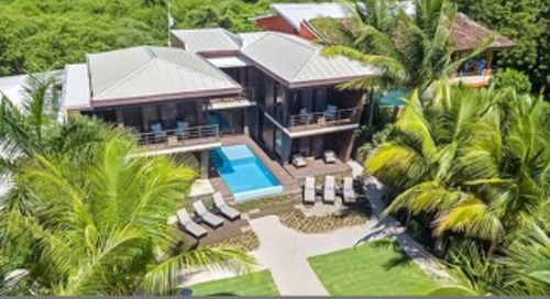 Equity Residences Platinum Fund Costa Rica Villa