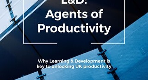 L&D Agents of Productivity