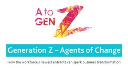 Generation Z – Agents of Change