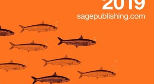 Business and Management Catalogue 2019