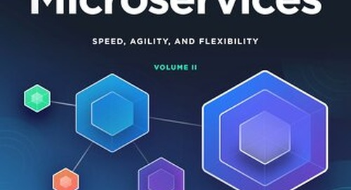The 2018 DZone Guide to Microservices: Speed, agility, and flexibility
