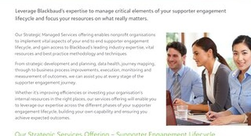 Managed Services Offering