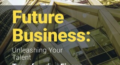 Future Business - Transforming Finance