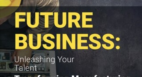 Future Business - Transforming Manufacturing