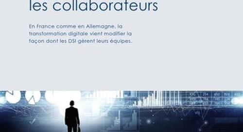 Le défi des responsables informatiques - attirer, fidéliser et former les collaborateurs