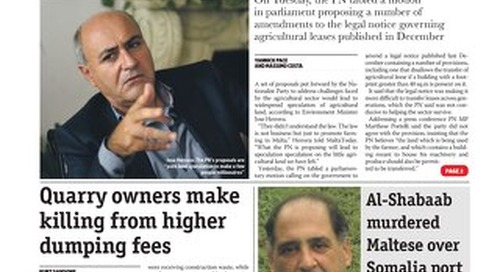 MALTATODAY 6 February 2019