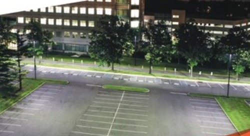 Tishman Speyer finds LED lighting to reduce energy and maintenance costs while ensuring quality illumination for its parking facility
