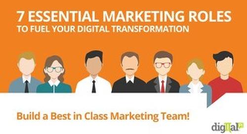 Building A Team for A Digital Transformation