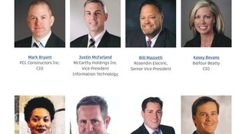 Construction Executive Council Member List