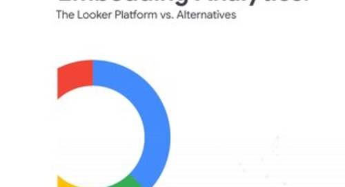 Embedded Analytics: Looker Platform vs Alternatives