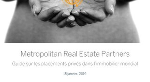Fonds collectif immobilier mondial Platine MD