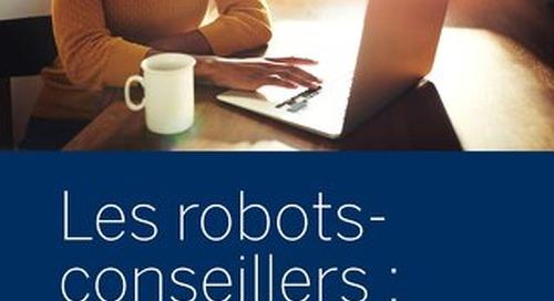 Les robots conseillers