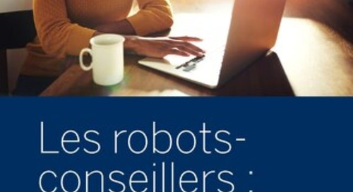 Les robots-conseillers