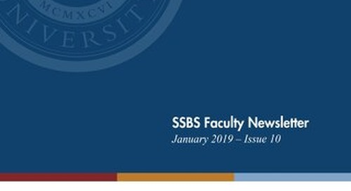 SSBS Newsletter_Winter 2019
