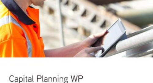 Top 6 Capital Planning Best Practice Tips