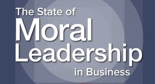 The State of Moral Leadership in Business Report 2019