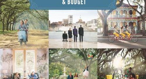 2019 Business Plan Visit Savannah