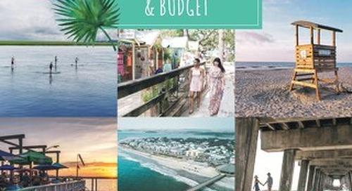 2019 Business Plan Visit Tybee