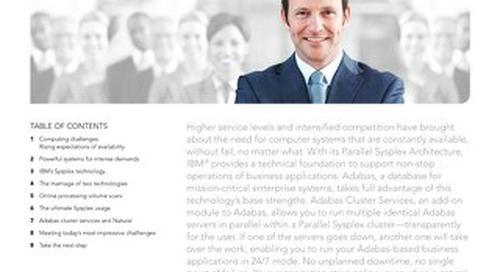 Adabas Cluster Services