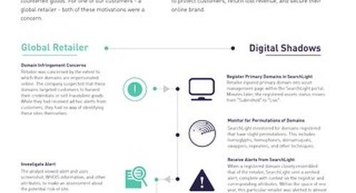 Detecting Spoof Domains - Domain Infringement