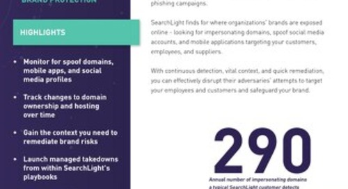 Online Brand Security Overview