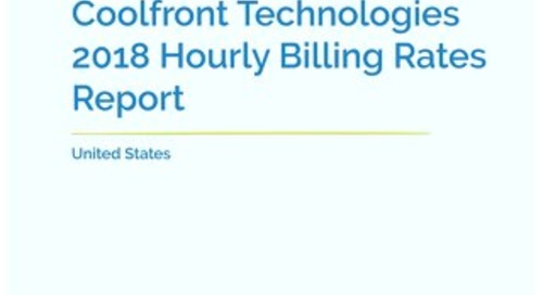 2018 Billing Rates Guide