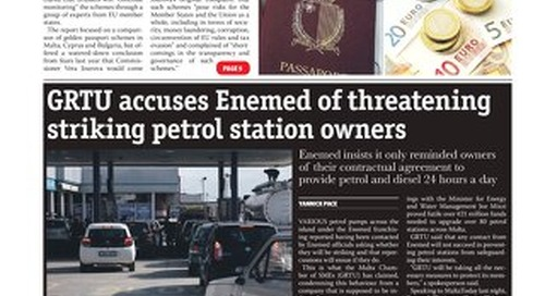 MALTATODAY 23 January 2019 Midweek