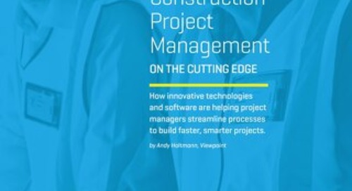 Project Management on the Cutting Edge