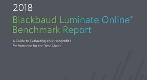 2018 Luminate Benchmark Report