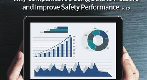 Leverage Organizational Data to Measure and Improve Safety Performance