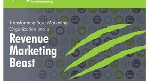 The Revenue Marketing Beast