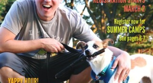 Park District of Oak Park Spring 2019 Program Guide