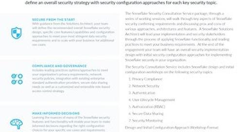 Security Consultation