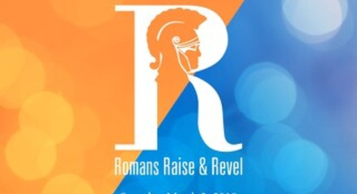 Roman Raise & Revel 2019 Program Book