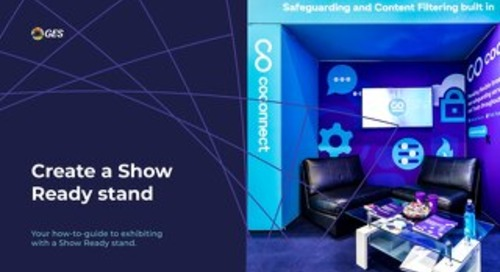 [Guide] How to create a show ready exhibition stand