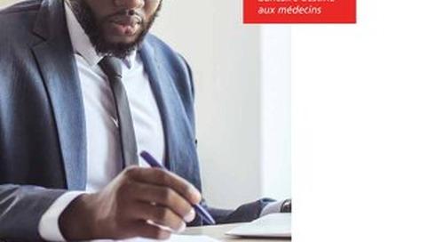 Des solutions bancaires destinées aux médecins en exercice