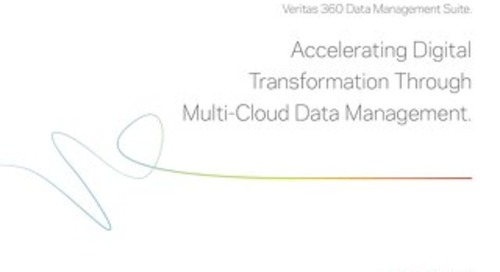 Accelerating Digital Transformation Through Multi-Cloud Data Management