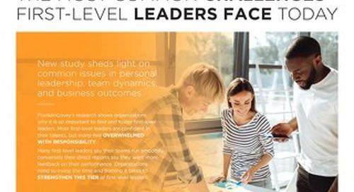 The Leadership Challenge Report