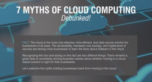 7 Myths of Cloud Computing Ebook