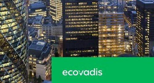 UK Spotlight Report: EcoVadis 2018 Global CSR Risk and Performance Index