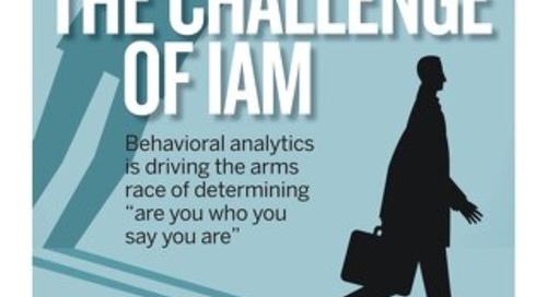 Rising to the challenge of IAM
